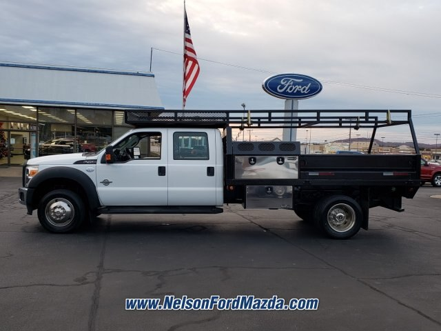 Pre-Owned 2013 Ford F-450 XL