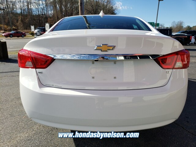 Pre-Owned 2019 Chevrolet Impala LT w/1LT