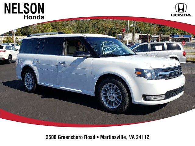 Pre-Owned 2018 Ford Flex SEL