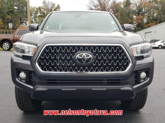 Pre-Owned 2018 Toyota Tacoma TRD Off Road V6