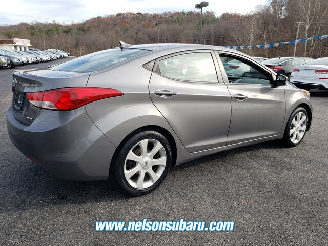 Pre-Owned 2011 Hyundai Elantra Limited w/PZEV