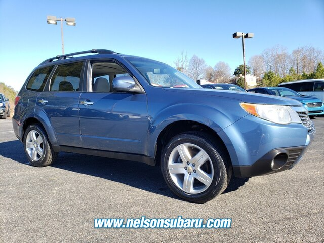 Pre-Owned 2009 Subaru Forester 2.5X Limited