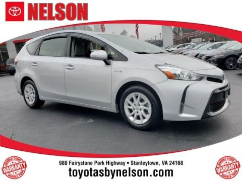 Pre-Owned 2016 Toyota Prius v
